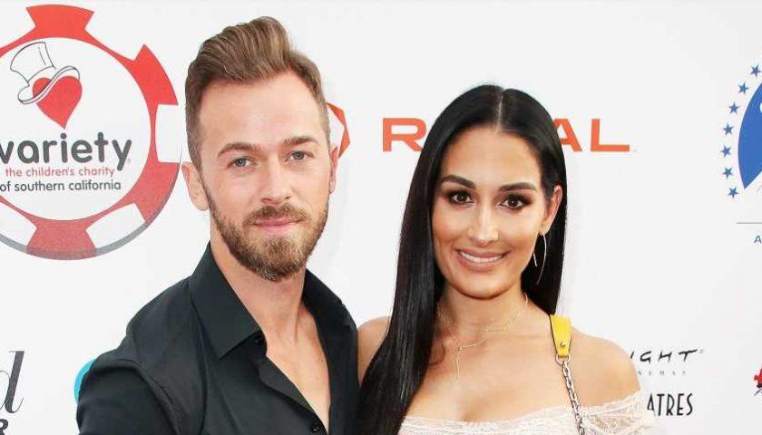 Nikki Bella Boyfriend Artem Chigvintsev Has Baby Fever Wants Daughter Streetsinc Org